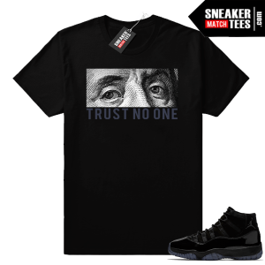 Air Jordan 11 Prom Night Sneaker shirt