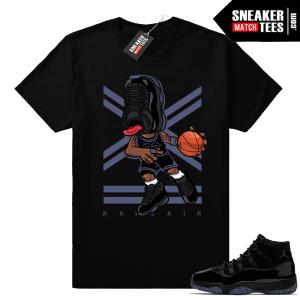 Jordan 11 sneaker matching shirts