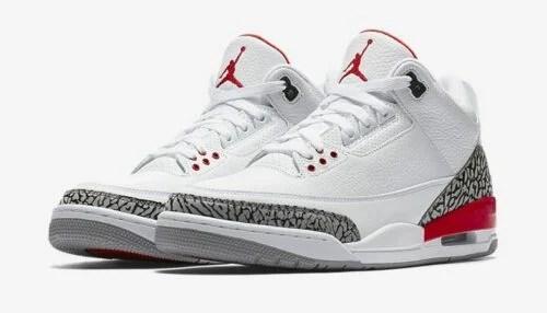 Jordan 3 Katrina Sneaker tees Matching