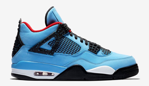 Jordan Release Dates Travis Scott 4s