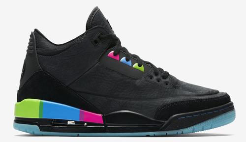 Jordan release dates Jordan 3 Quai 54