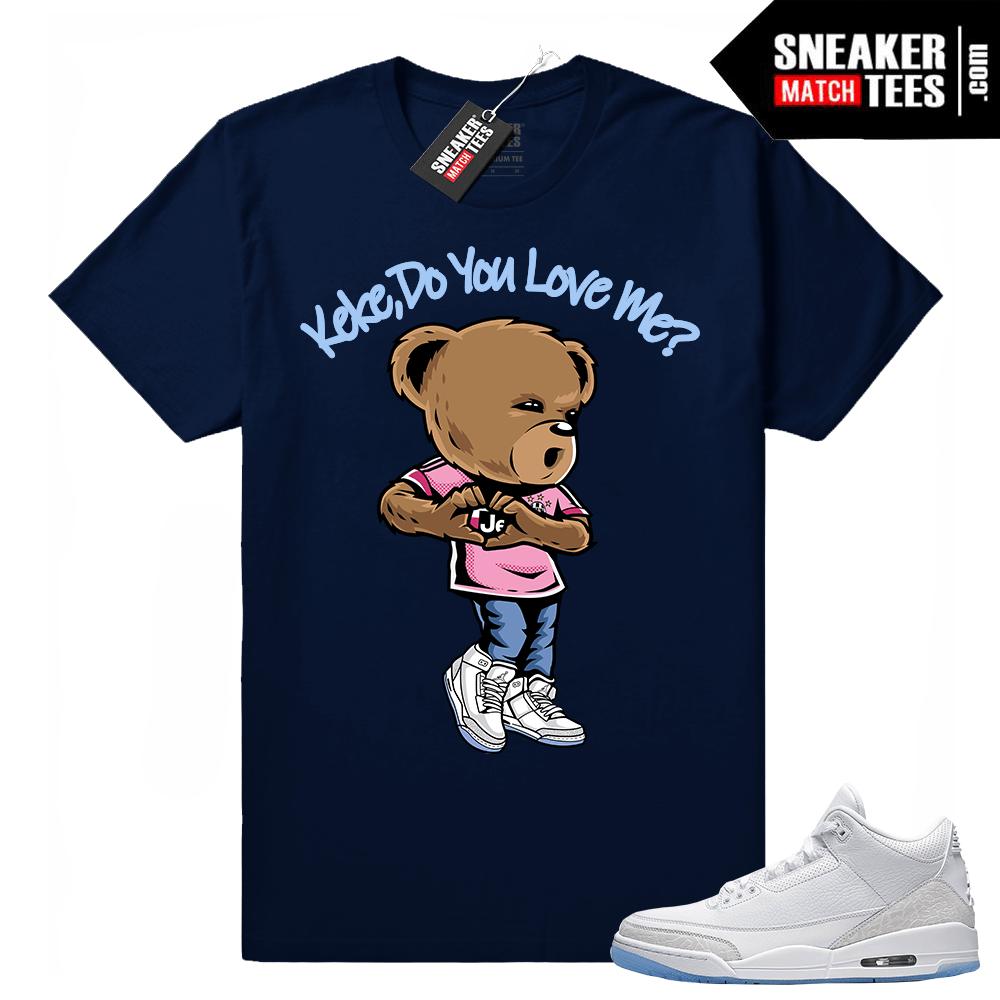 Keke do you love Me shirt Navy