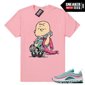 South Beach Nike Air Max shirt