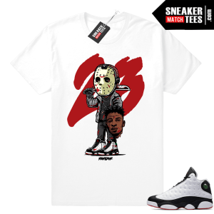 cb3fa533d02f2a Air Jordan 13 He Got Game tees