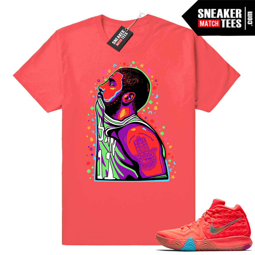 Lucky Charms Kyrie 4 Shirts