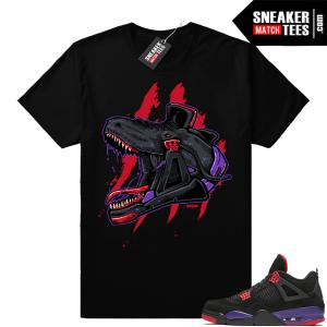 Raptors Jordan 4 shirts