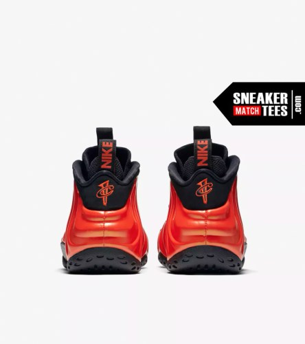 Foamposites Habanero shirts match sneakers (4)