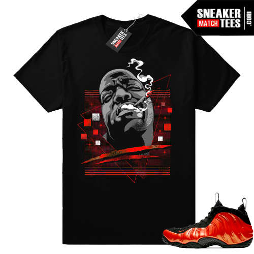 Habanero foams biggie t-shirt