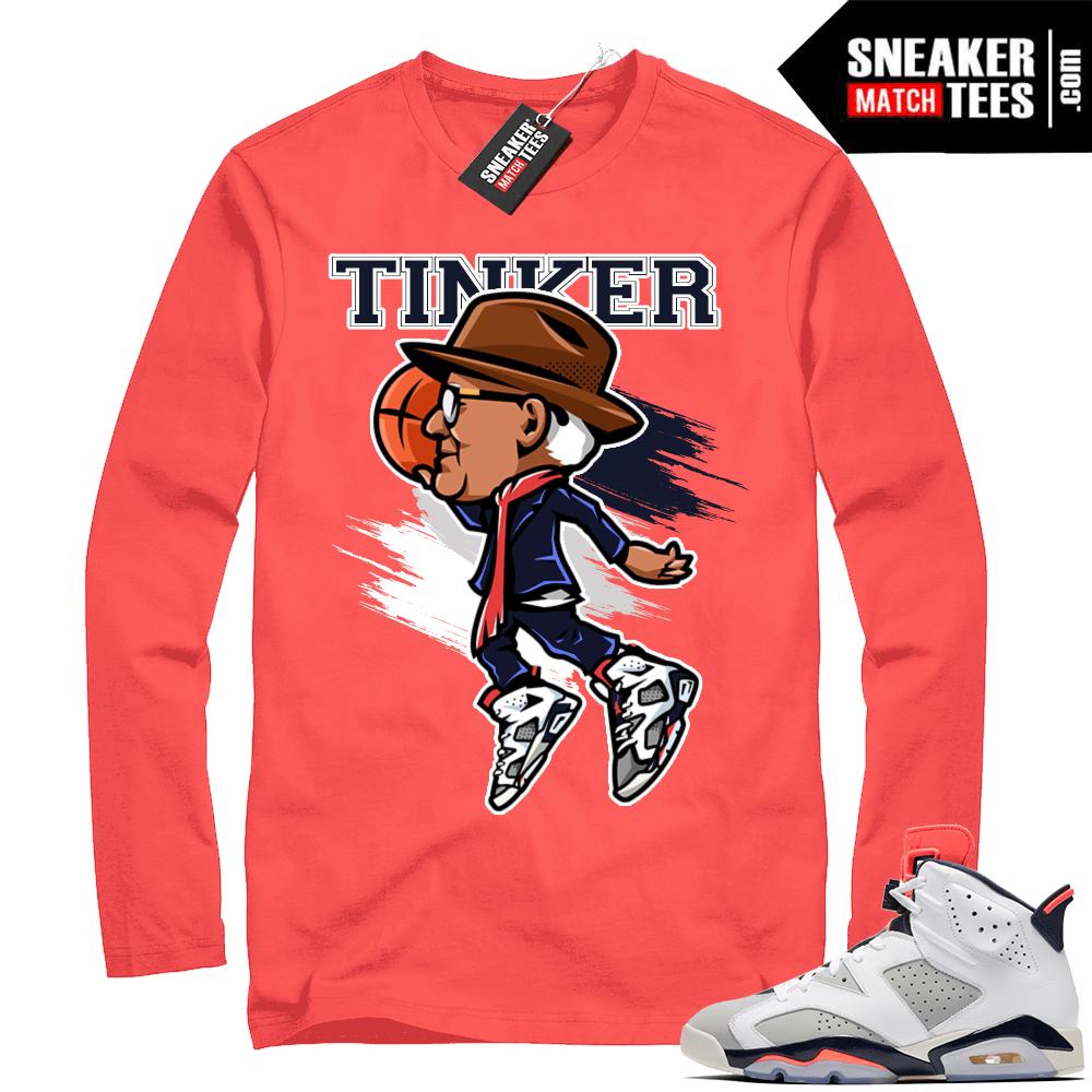 Infrared tinker 6 long sleeve shirt