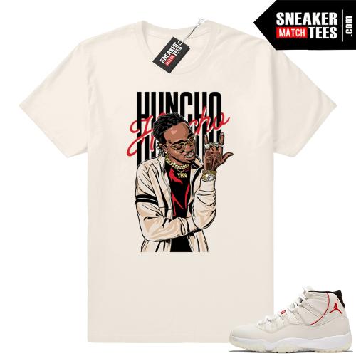 Jordan 11 Huncho t-shirt