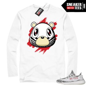 Yeezy Boost 350 Zebra t-shirt