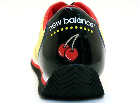 new balance cm320m YR YEllow Black Cherries