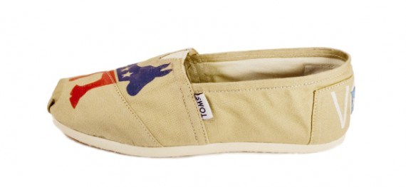 TOMS Shoes - Election Day Special