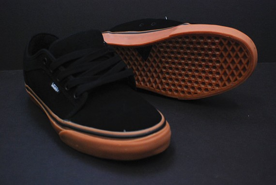 Vans Chukka Low - Team Series 3