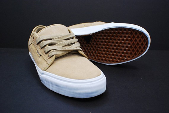 Vans Chukka Low - Team Series 5
