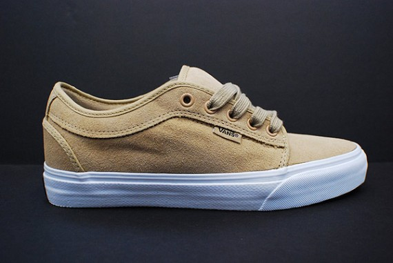 Vans Chukka Low - Team Series 6
