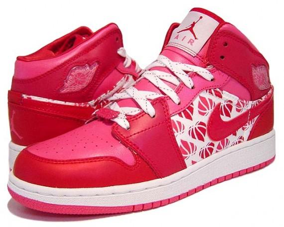 Air Jordan I Retro High GS Valentines Day