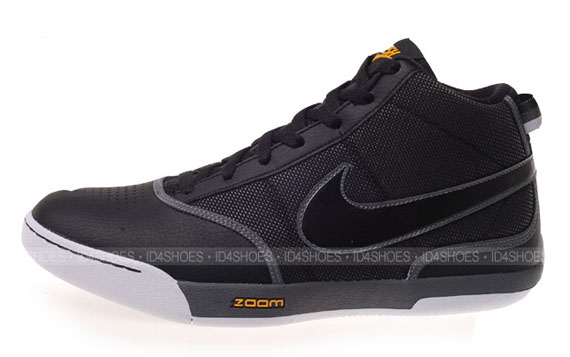 Nike Zoom Aspiration   Black   Del Sol   Dark Grey