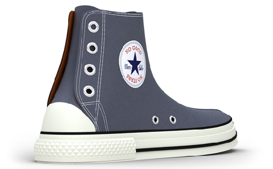 Converse Moonwalk   Reversed Chuck Taylor All Star