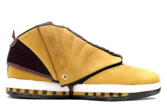 Black And Yellow Jordan 14