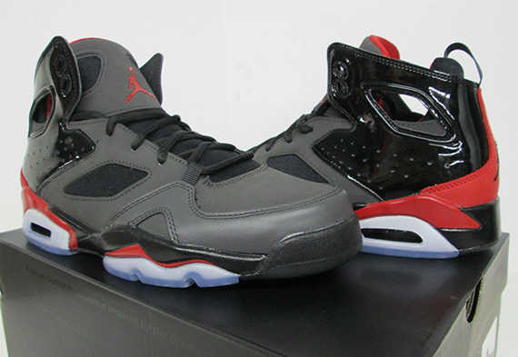 Jordan Flight Club 91 Black Gym Red