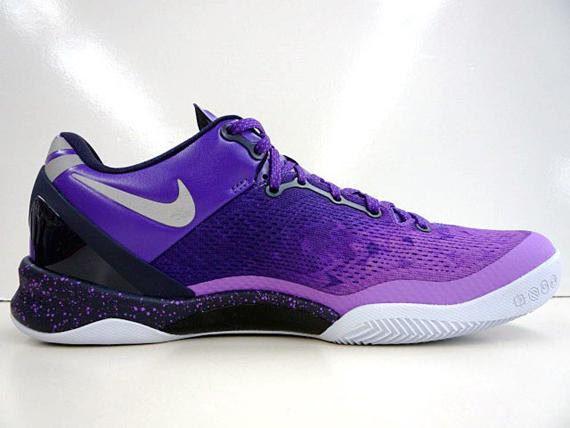 Purple Gradient Nike Kobe 8
