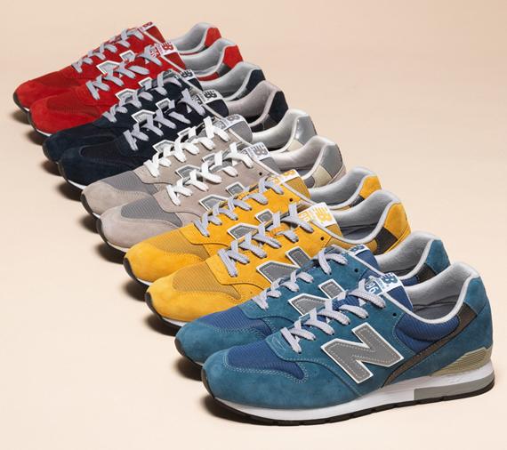 New Balance 996 RevLite