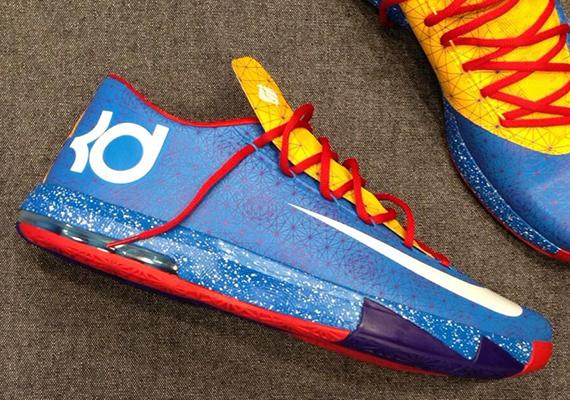 Kd Nike Id Shoes