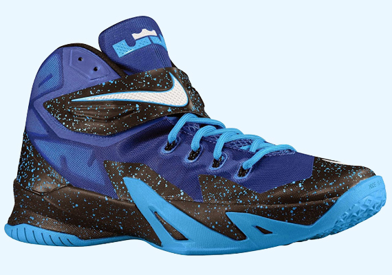 """Nike LeBron Soldier 8 Player Pack """"Game Royal"""