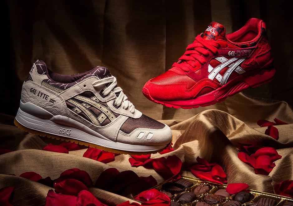 Asics Romance Pack For Valentines Day 2015