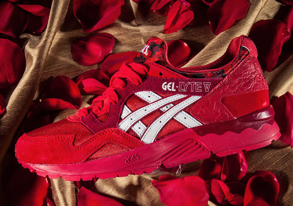 Asics Romance Pack For Valentines Day 2015