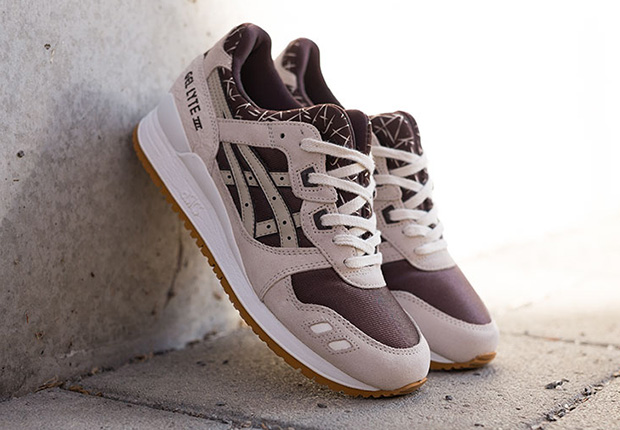 Asics Gel Lyte III Valentines Day Chocolate