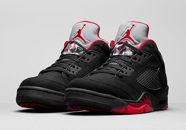 Jordan 5 Low 819171 001 Release Date