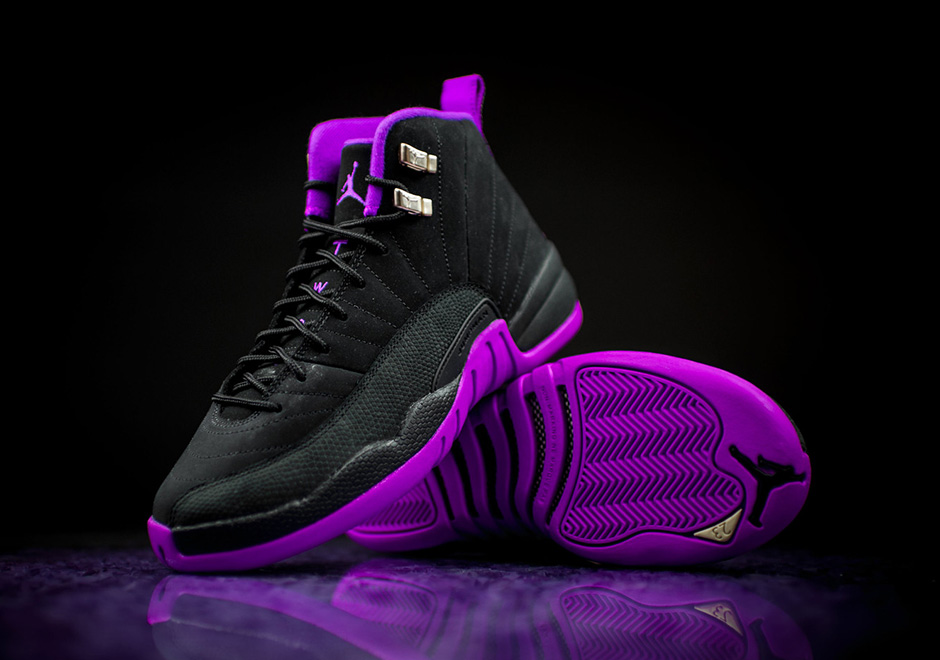 Air Jordan 12 GG Hyper Violet Release Info 510815 018