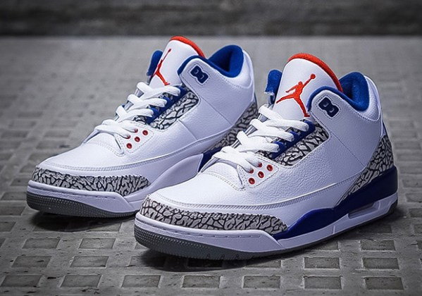 Air Jordan 3 True Blue Where To Buy and Price ...