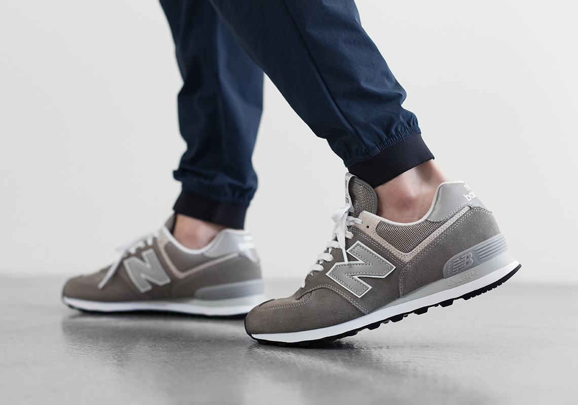 New Balance 574 Legacy Of Grey Pack Release Info