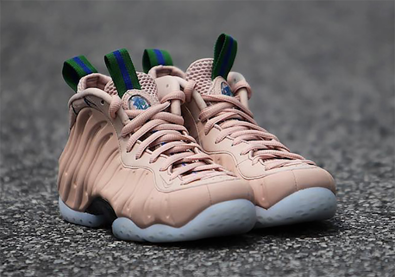 Image result for air foamposite one particle beige