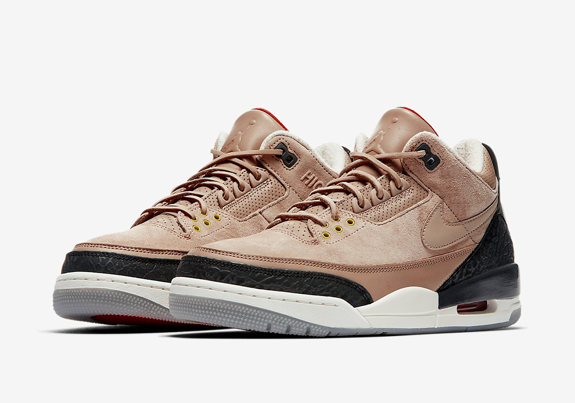 Air Jordan 3 JTH Bio Beige AV9963 200 Official Images   SneakerNews com Official Images Of The Air Jordan 3 JTH    Bio Beige