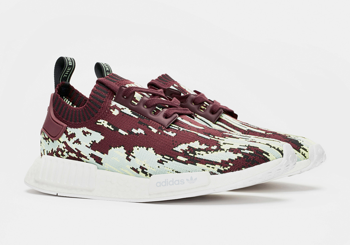 online store 068c9 66b04 ... where can i buy sns x adidas nmd r1 pk datamosh 2.0. release date  september