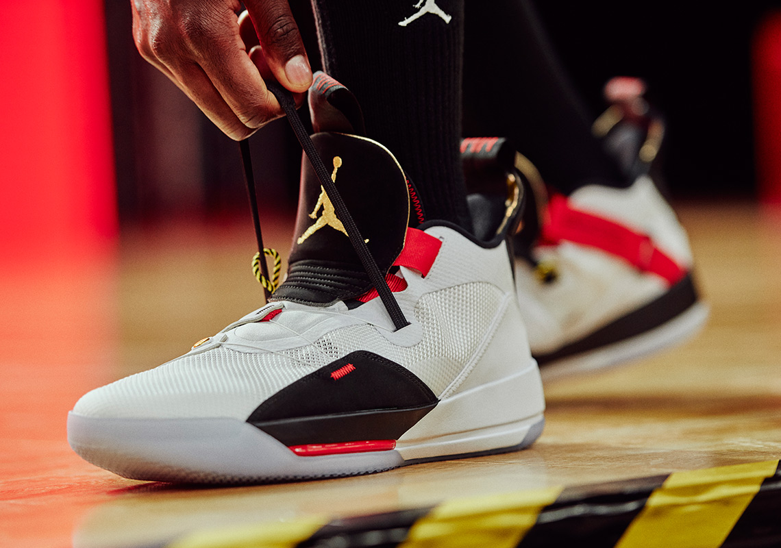 Air Jordan 33 Release Date   SneakerNews com Jordan Brand Officially Unveils The Air Jordan 33