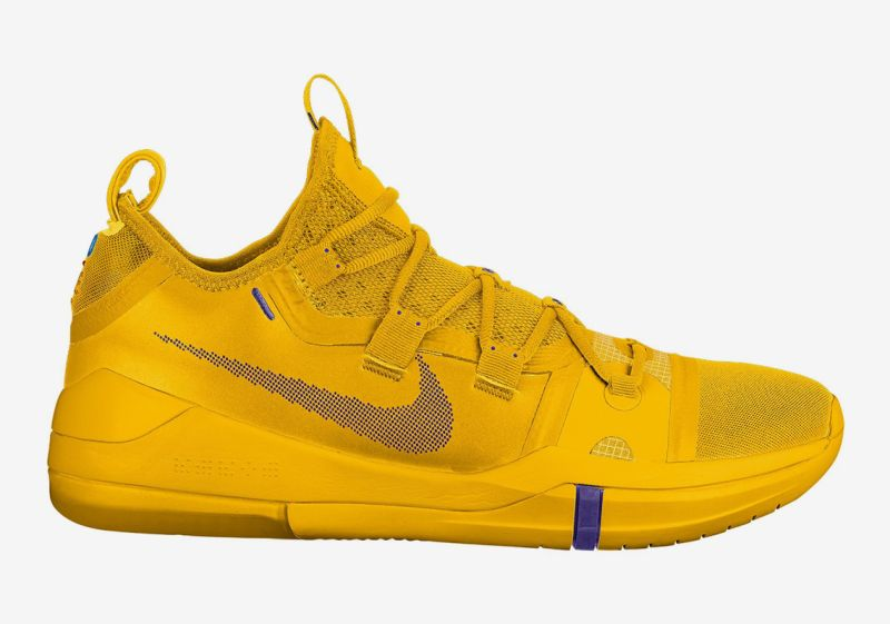 reputable site ee8ab 0d383 Kobe Bryant s next Nike Kobe AD shoe continues the measured success the  long-time partners have shared since the Black Mamba s departure from the  NBA.