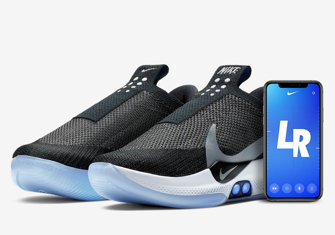 Nike Adapt Bb Self Lacing Shoe Where To Buy Sneakernewscom