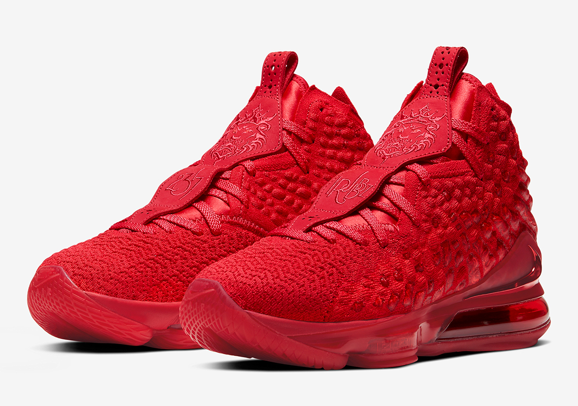 Nike LeBron 17 Red Carpet BQ3177,600 Release Date , What The
