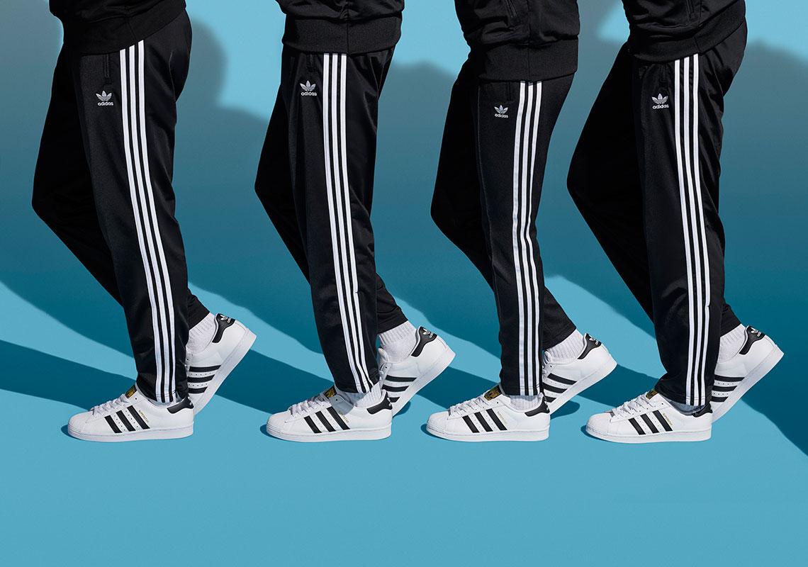 adidas Superstar 50th Anniversary Announcement  