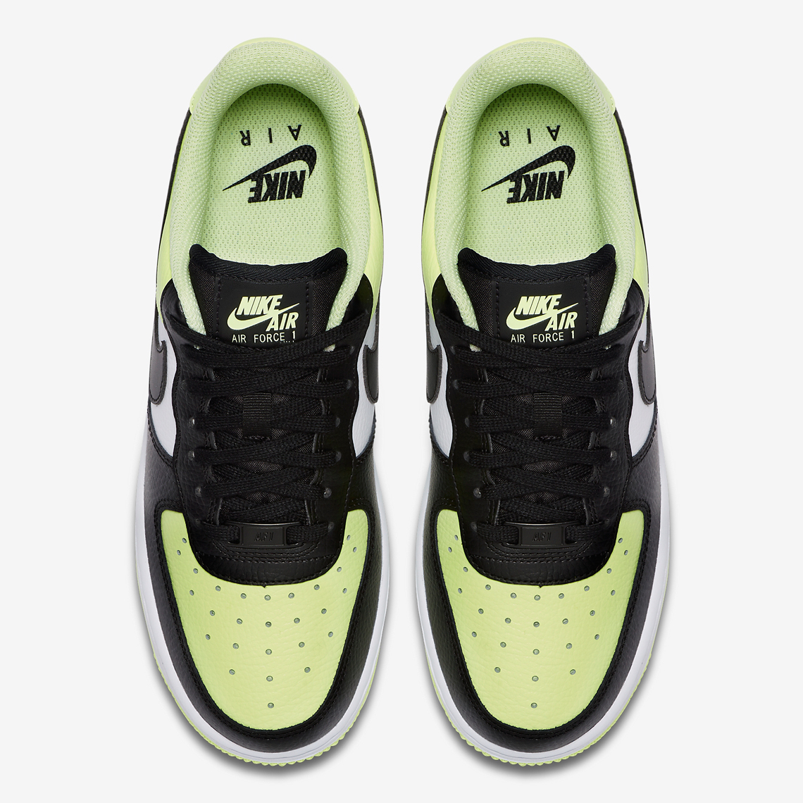 Nike Air Force 1 Low Barely Volt CW2361 700 Crumpe