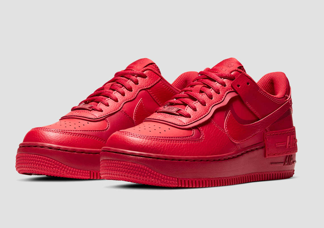 air force 1 rouge