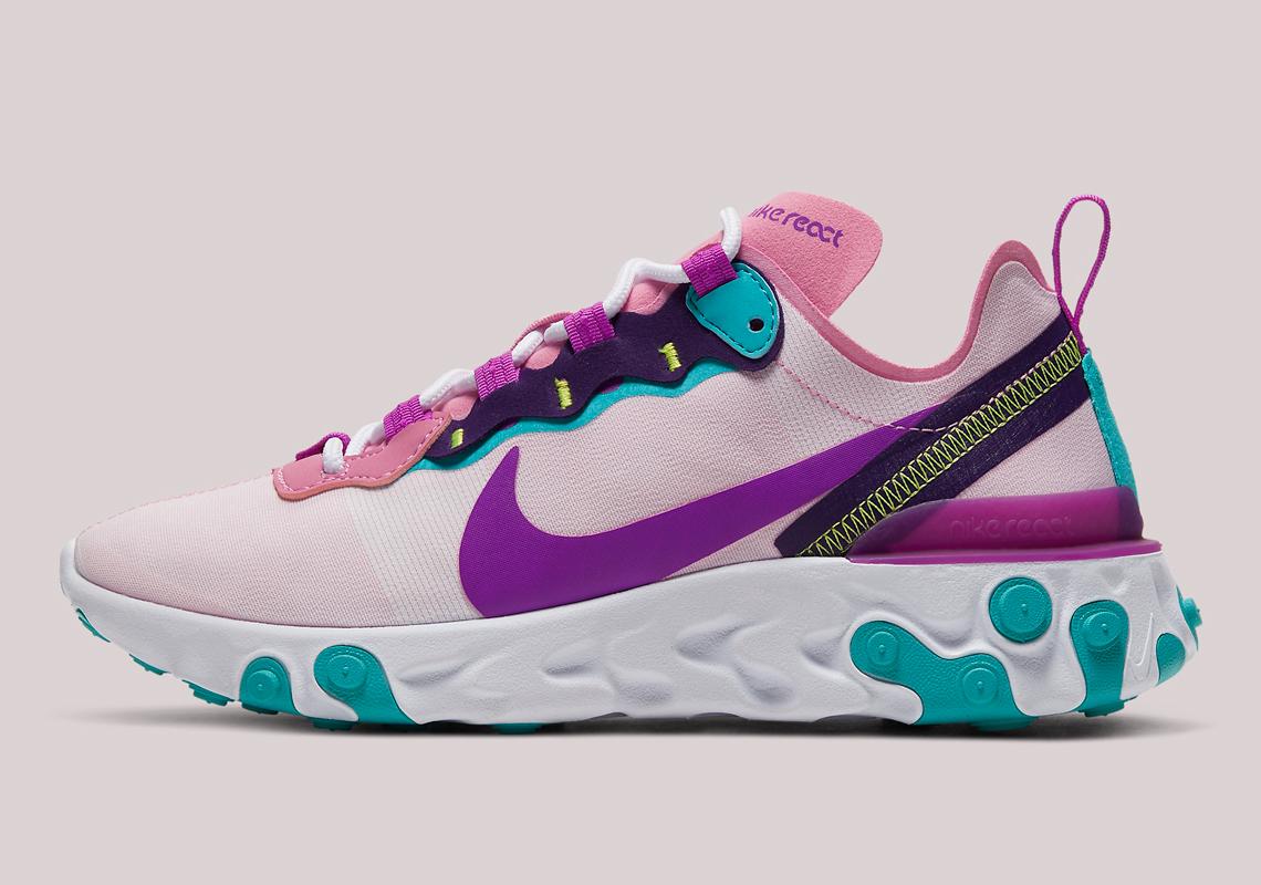 Nike React Element 55 BQ2728 603 Crumpe