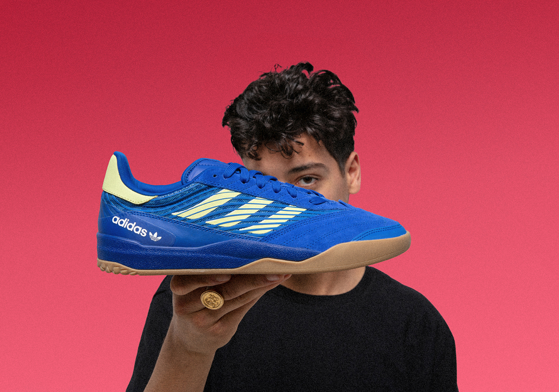 Adidas Copa Nationale Blue