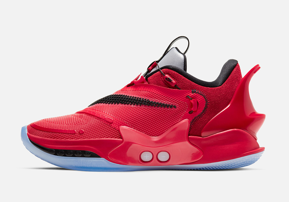 Nike Adapt BB 2.0 Red Chicago Gamer Exclusive Crumpe