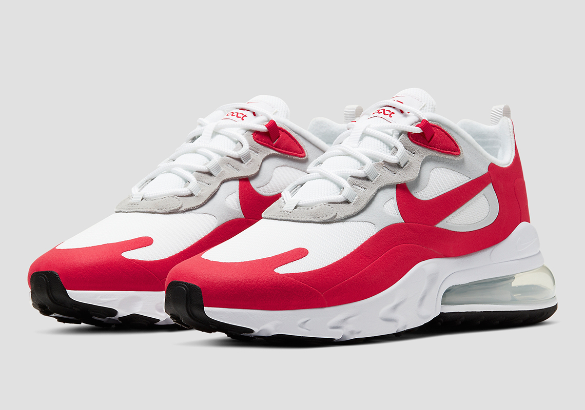 air max rouge et blanc